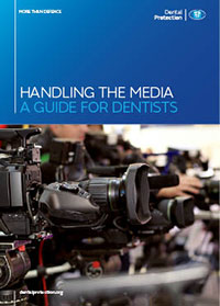 Cover image of the Handing the Media Guide
