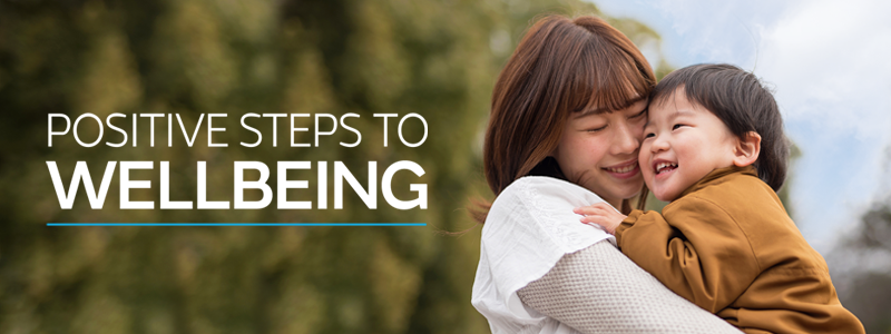Positive Steps to Wellbeing