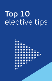Elective tips